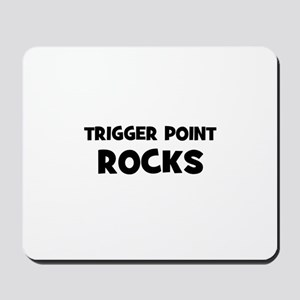 Trigger Point Rocks Mousepad